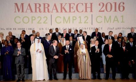 S.M. le Roi Mohammed VI a présidé, mardi 15 novembre, la cérémonie d'ouverture du Sommet des Chefs d'État et de gouvernement.