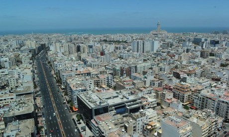 """Co-construire Casablanca Smart City"""