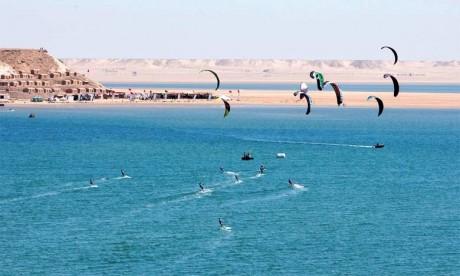 Dakhla, une péninsule avec des spots  de renommée mondiale