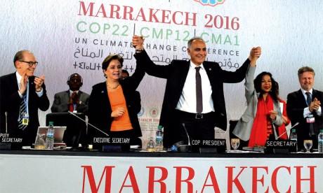 Les pays développés Parties ont réaffirmé leur objectif de mobiliser 100 milliards de dollars américains.