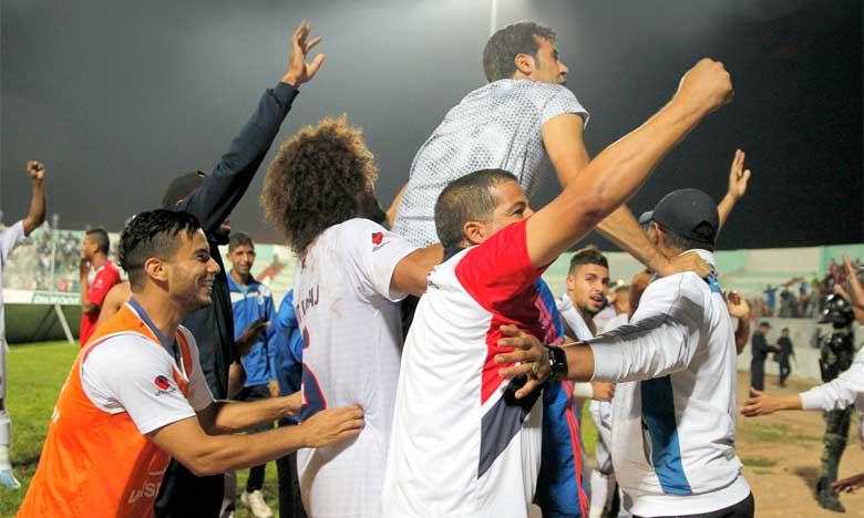 Qualification historique de l'Olympic de Safi,  le Maghreb de Fès tient sa douzième finale