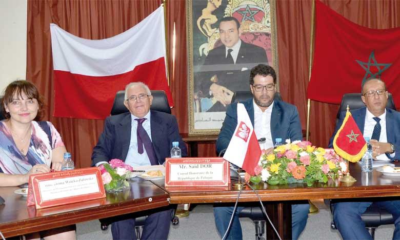 Une délégation polonaise s'enquiert des opportunités  d'affaires dans le Souss-Massa