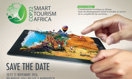 Première édition du Forum international Smart Tourism Africa