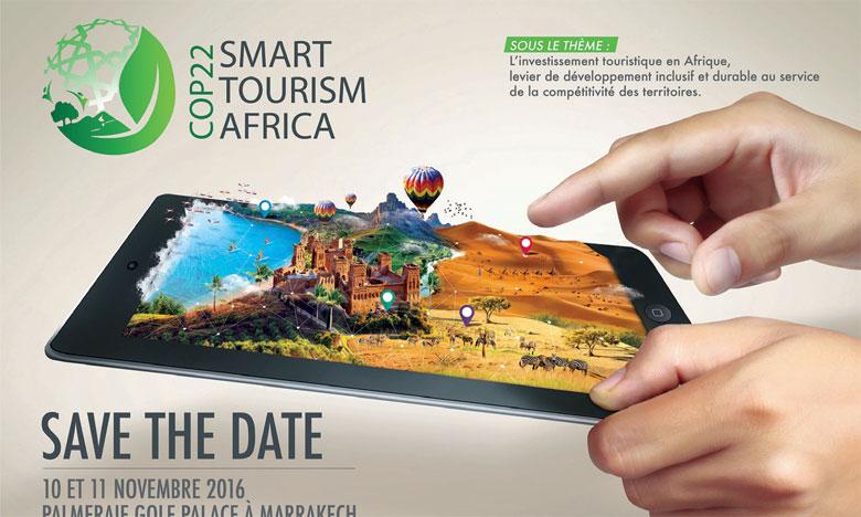 Première édition du Forum international Smart Tourism Africa