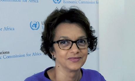 Marieme Bekaye, experte en environnement, énergie et développement durable  à la Commission économique pour l'Afrique, Bureau pour l'Afrique du Nord