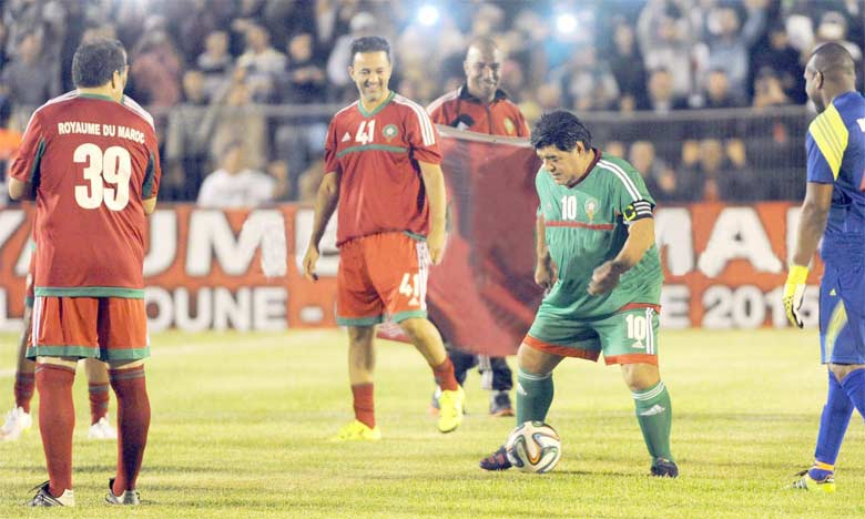 """Maradona : """"Nous nous reverrons plusieurs fois dans le futur"""""""