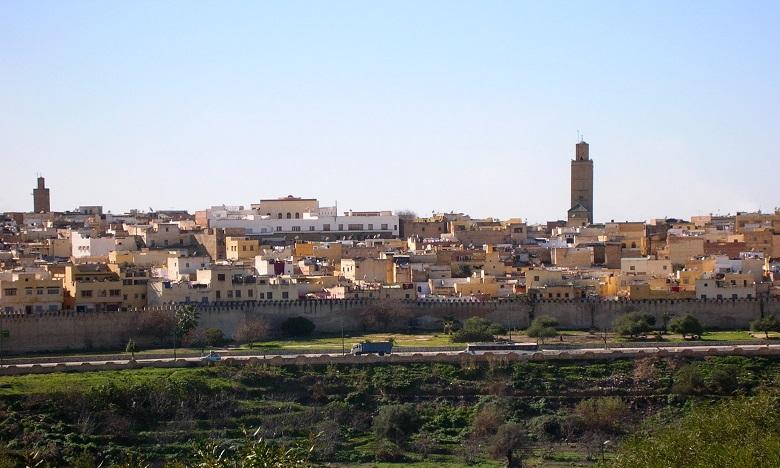 Projet d'étude de cadrage stratégique pour Meknès