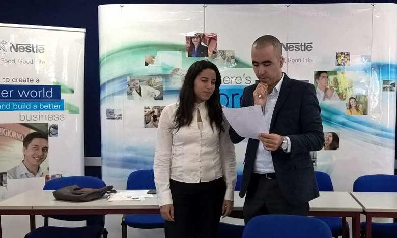 Nestlé Maroc accompagne les jeunes diplômés