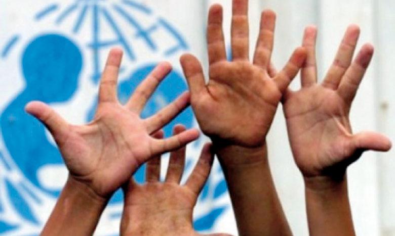 L'Unicef et le gouvernement belge confirment leur  engagement