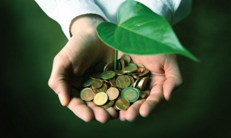 Les projets verts sont définis comme étant des projets représentant des avantages environnementaux clairs et quantifiables.