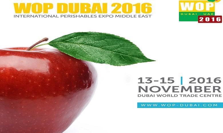 Les produits agricoles marocains en vedette à Dubaï