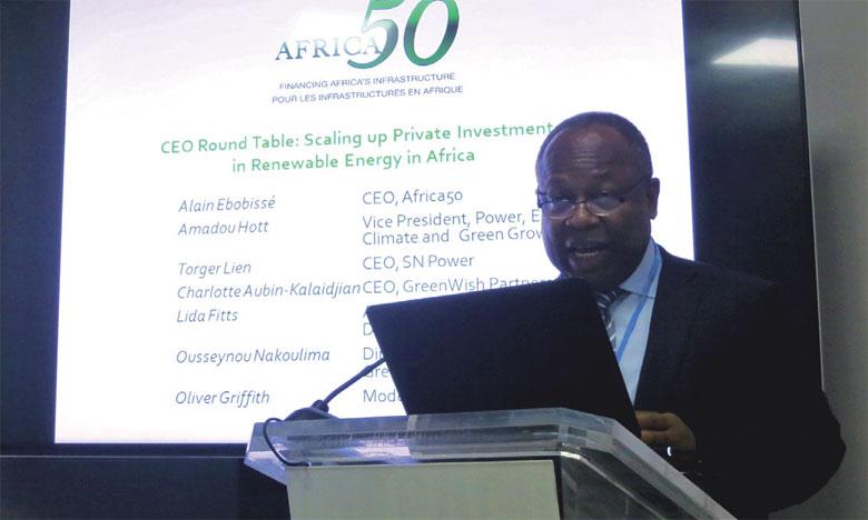 Le Matin - Un premier projet pour le fonds Africa50