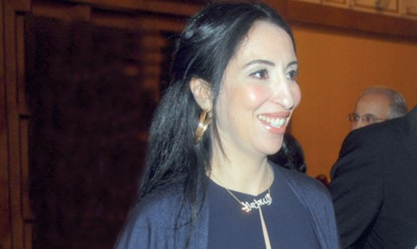 Salwa Idrissi Akhannouch remporte le prix «Achievement in Business»