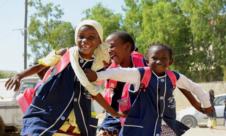 Des ateliers de sensibilisation sanitaire et éducative pour lutter contre l'abandon scolaire ont été organisés. Ph : DR