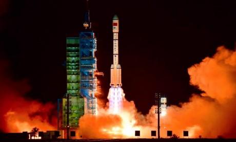 La Chine lance un satellite de détection du CO2