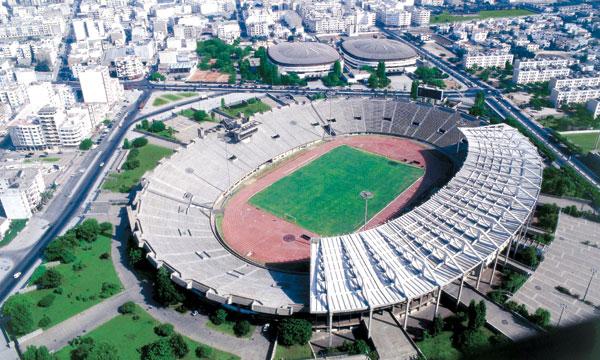 À cause de la fermeture du complexe sportif Mohammed V, les deux clubs sont privés depuis plusieurs mois des recettes de la billetterie. Ph: DR