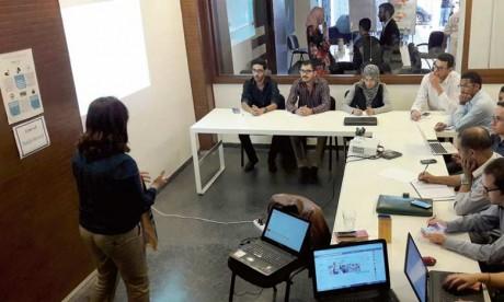 Espace Bidaya accueille  sa 3e promotion de startups