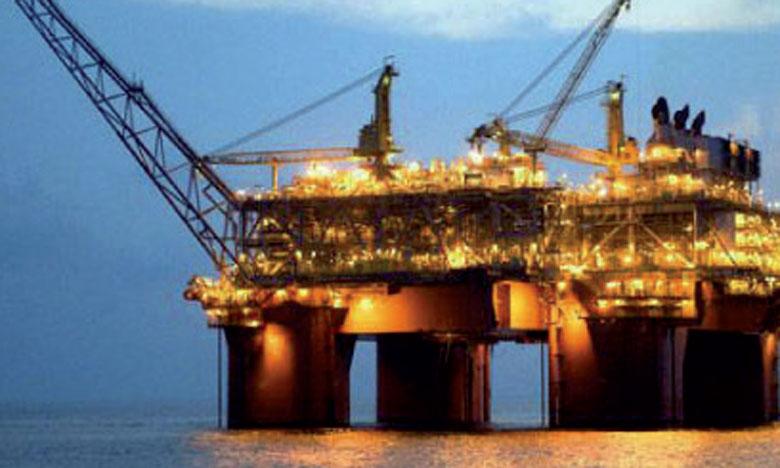 Rabat Deep Offshore est situé à 30km au large de Rabat.