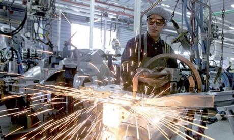 Les industriels gardent le moral