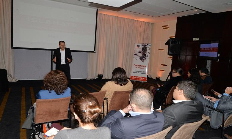 Une conférence de presse a été organisé hier lundi pour la présentation de l'enseigne marocaine. Ph. AICPRESS
