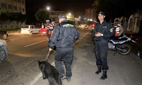 La DGSN mobilise 50.000 policiers  pour assurer la sécurité