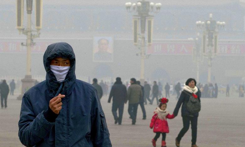 Pékin et Taiyuan en alerte rouge, une première