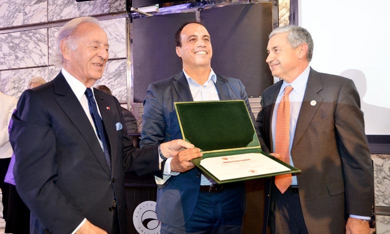 La 2e édition de l'«African Entrepreneurship Award» a réussi à drainer près de 7.000 entrepreneurs participants, issus de 105 pays dont 54 africains. Ph : MAP