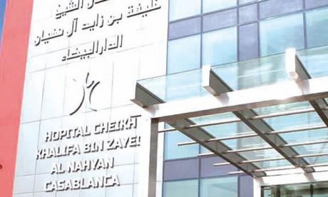Le True Beam STXr débarque à l'hôpital Cheikh Khalifa Ibn Zaid