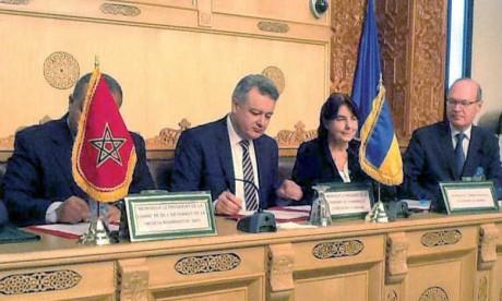 Un nouveau jalon dans la coopération  entre la région et l'Ukraine