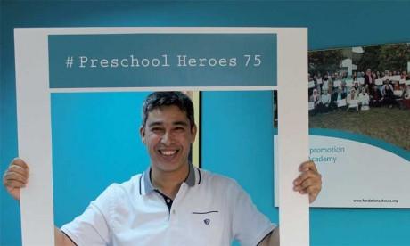 Une école entièrement financée par des dons
