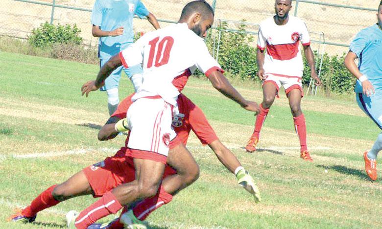 Le Chabab Mohammedia a arraché une précieuse victoire aux dépens de l'USM Oujda.