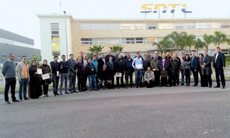 La SNTL forme ses partenaires garagistes au Lean Management