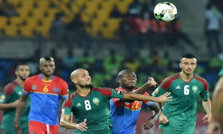 Le Maroc rate son match d'entrée face à la RD Congo