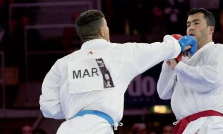 Le natif de Nador a séduit les observateurs aux championnats du monde de Linz en Autriche.