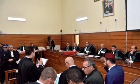 La Cour de cassation avait annulé, en juillet dernier, le verdict prononcé à l'encontre des 24 personnes condamnées suite aux incidents de Gdim Izik  et ordonné le renvoi du dossier devant la Cour d'appel de Rabat.Ph. MAP