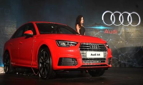 Audi A4, Voiture de l'année 2017 au Maroc