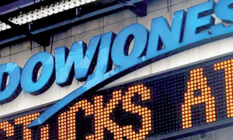 Une première, le Dow Jones au-dessus des 20.000 points