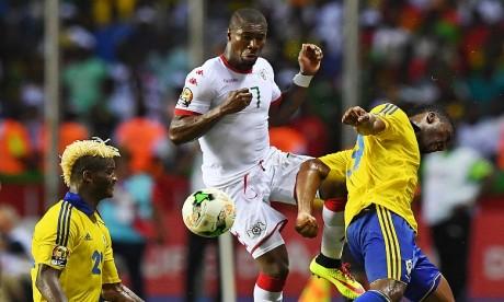 Le Gabon et le Burkina Faso font match nul 1 but partout