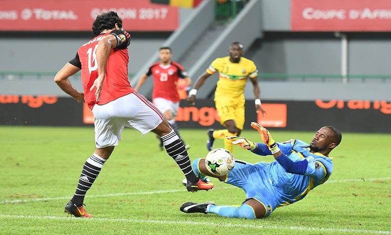 Le Mali et l'Egypte font un match nul (0-0)