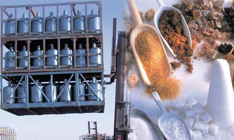 Les arriérés sur le gaz butane et le sucre dépassent les 2,1 milliards de DH