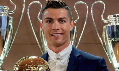 Et de quatre pour Cristiano Ronaldo!