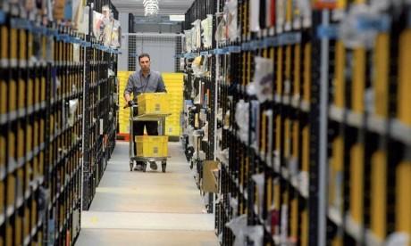 Amazon frappe un grand coup en créant 100.000 emplois aux Etats-Unis