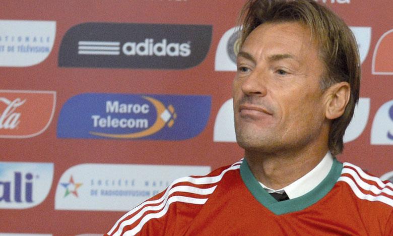 Hervé Renard.