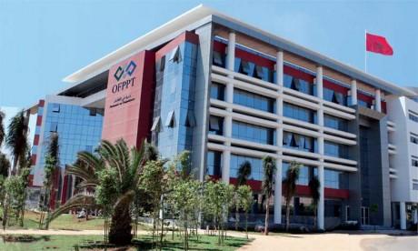 L'OFPPT et la BID réaffirment leur engagement pour le montage et la réalisation de projets dont la finalité est la mise à niveau des dispositifs de formation.  Ph. DR