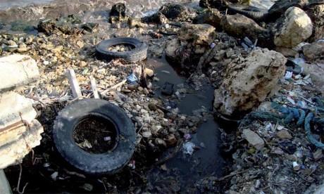 La Méditerranée accumule 62 millions de grands  morceaux de déchets