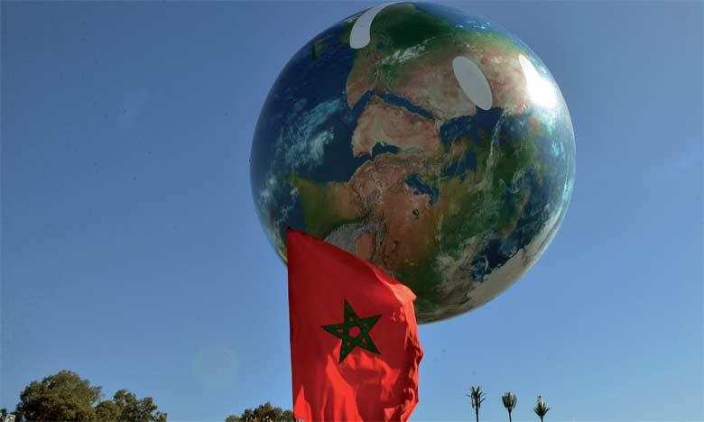 L'année 2016 a été marquée par l'organisation par le Maroc de la 22e Conférence des Parties à la Convention-Cadre des Nations unies sur les changements climatiques.Ph. Saouri
