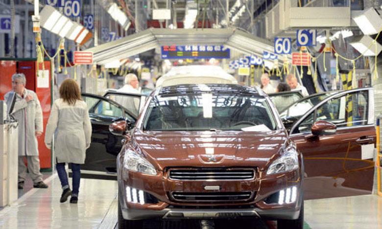 Le complexe PSA assemblera dès 2019 des moteurs et des véhicules des segments B et C.Ph. DR