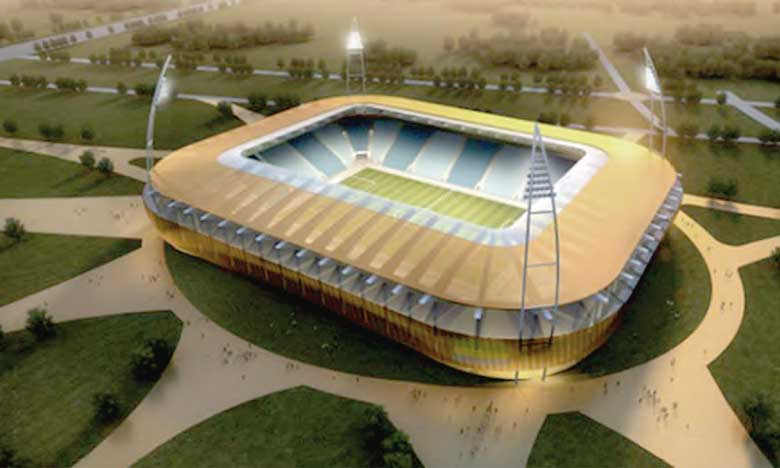 Le stade de Port-Gentil prêt à accueillir les matchs  du groupe D