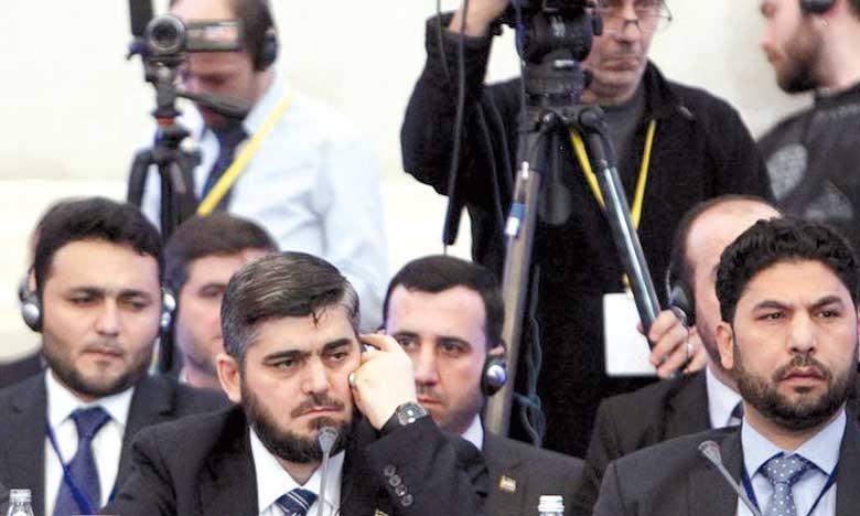 Les Kurdes syriens invités  par Moscou à rencontrer Lavrov