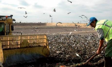 Les déchets solides municipaux coûtent 3,5 milliards de DH par an
